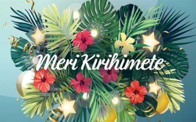 Meri Kirihimete – Final Newsletter 2019
