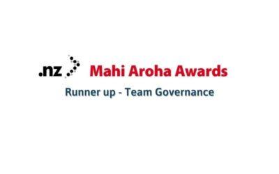 PADA Board receives runner up award for Governance