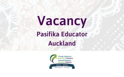 Pasifika Educator Vacancy Tāmaki Makaurau Auckland
